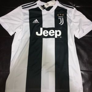 Adidas Authentic 2018/2019 Juventus Home Jersey